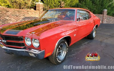 SOLD – 1970 Chevelle SS – Restored