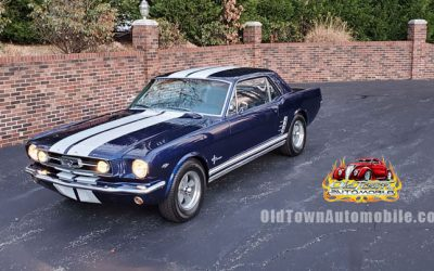 SOLD – 1966 Mustang Cpe – Recently Restored