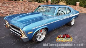 1972 Nova Pro tour in Marina Blue for sale
