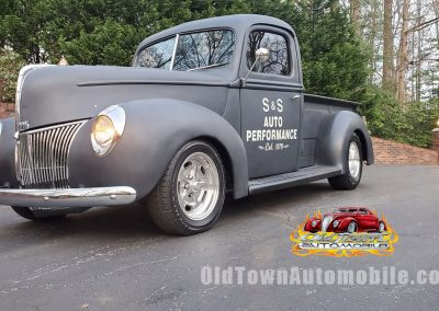 1940 Ford Pickup in Gray for sale