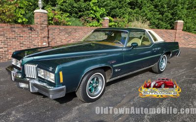 1977 Pontiac Grand Prix LJ – All Original