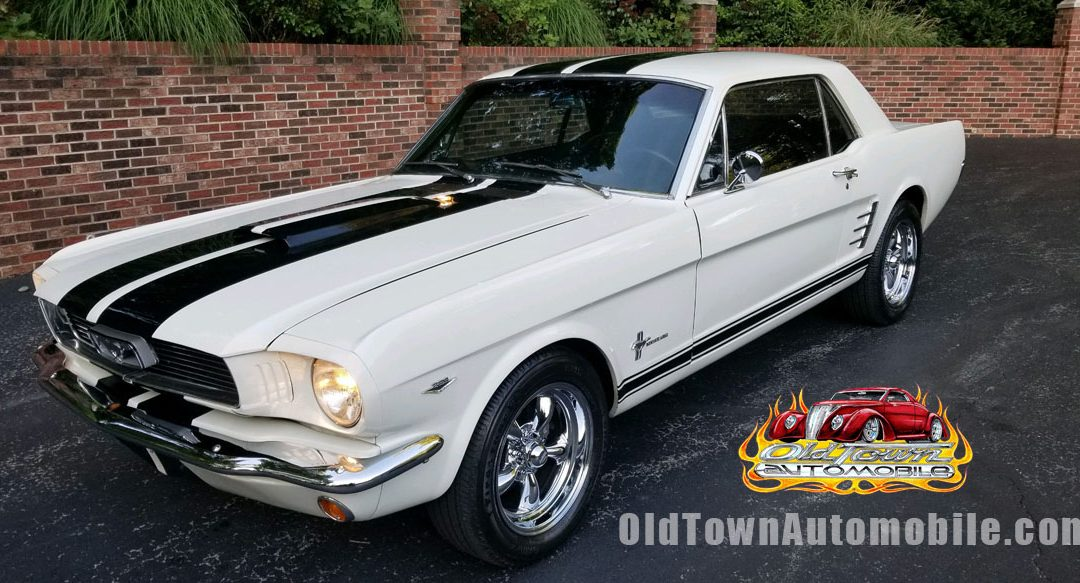 SOLD – 1966 Ford Mustang Coupe