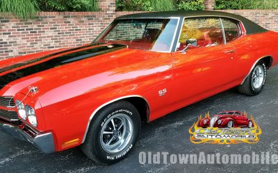 1970 Chevelle Real SS