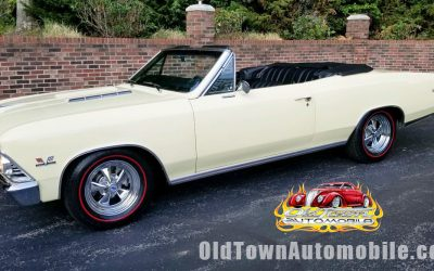 SOLD – 1966 Chevelle SS Convertible