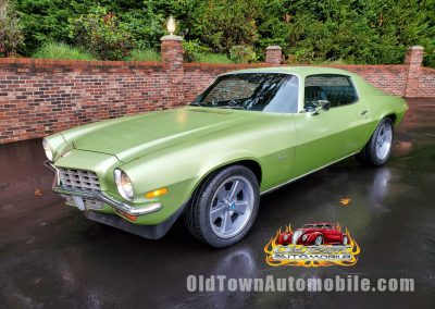 1967 Camaro in Lime Green for sale