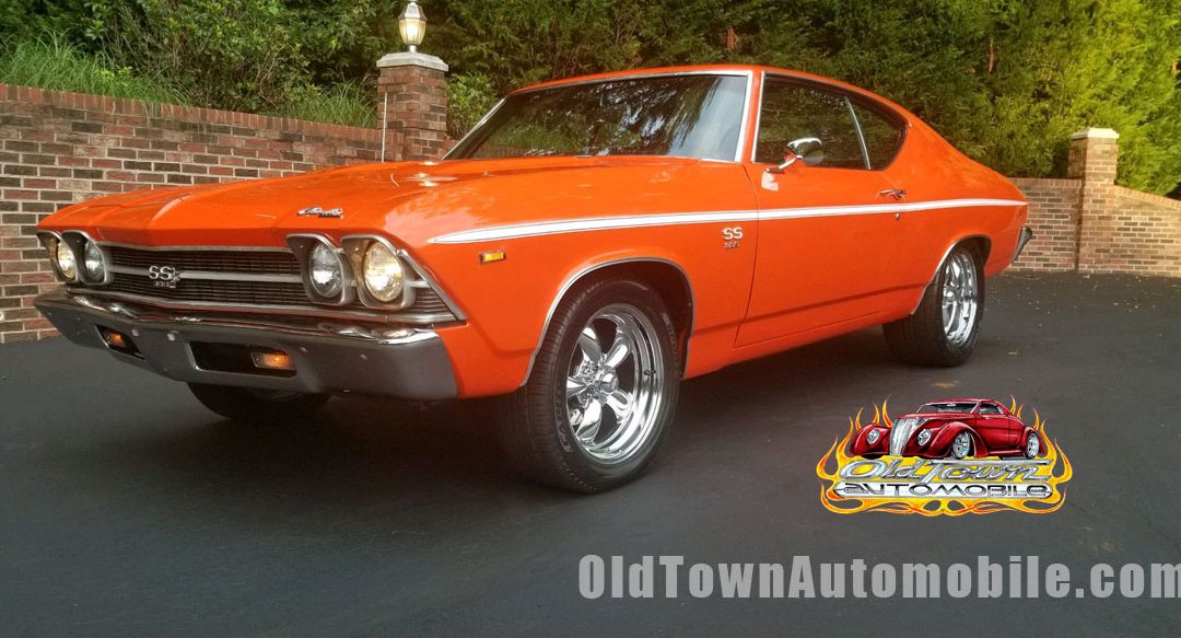 SOLD – 1969 Chevelle SS – Fast and Reliable