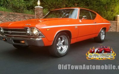 1969 Chevelle SS – Fast and Reliable
